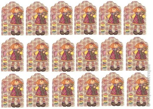 Бирочки для игрушек фото 24