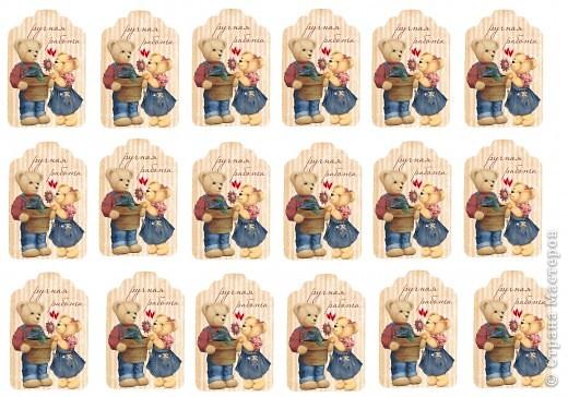 Бирочки для игрушек фото 16