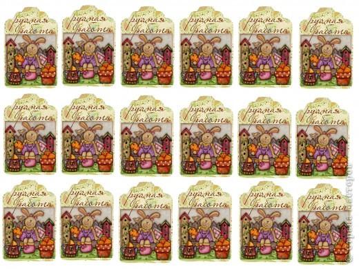 Бирочки для игрушек фото 20