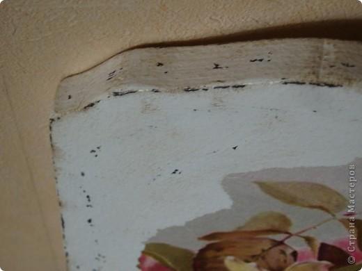 Это панно я сделала для сестры на ее обновленную после ремонта кухню. Возможно, к нему прикрутят крючки и будут вешать полотенчики.  Это панно я сделала в пару к уже имеющемуся (см.следующее фото) фото 3