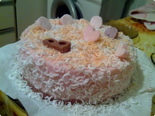 торт мыло для любимой подруги Викули! фото 1