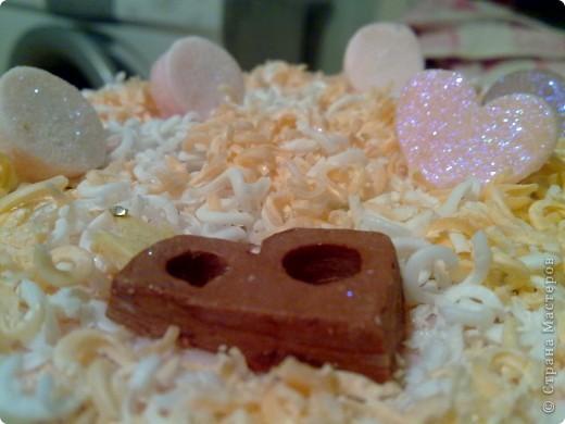 торт мыло для любимой подруги Викули! фото 2