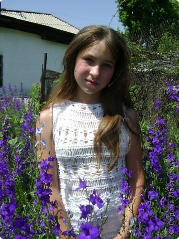 Очень хороша летом с лосиночками. фото 2