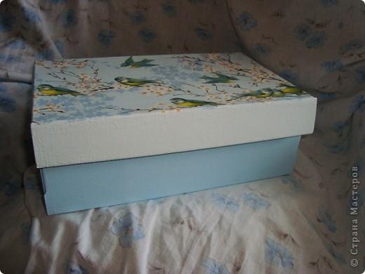 Весенняя Коробка фото 1