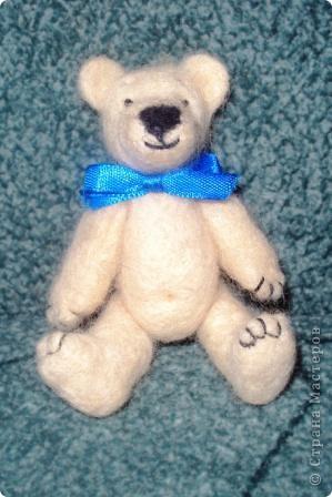 Медвежонок-блондин фото 1
