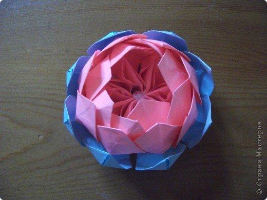 "Оригами ""Лотос"""