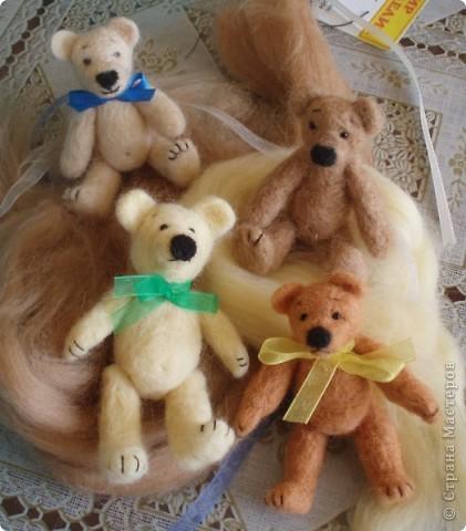 Медвежонок-блондин фото 4