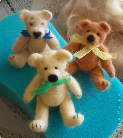 Медвежонок-блондин фото 5