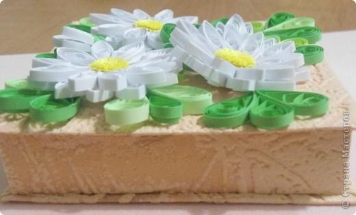 Намечается тут  свадьба и я дозрела до коробочек...и так меня это увлекло , что сделала уже 3 коробочки и еще хочется фото 6
