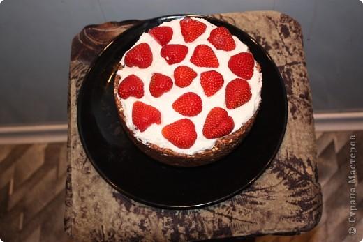 """Вот моя интерпретация тортика """"Кокос"""" фото 2"""