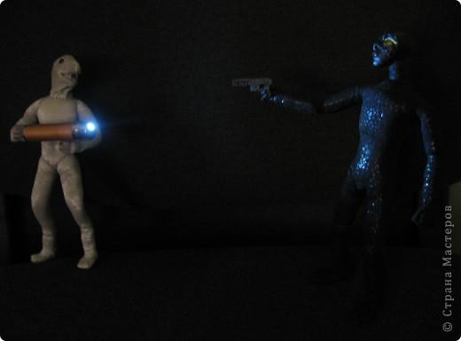Потянуло меня опять на фантастику, и в итоге получился Йеррит... с какой планеты - пока не сообщил... фото 5