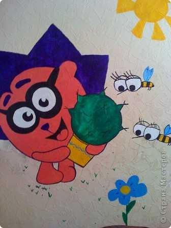 На выставку в детский сад сыну смастерили  аэроплан . фото 8