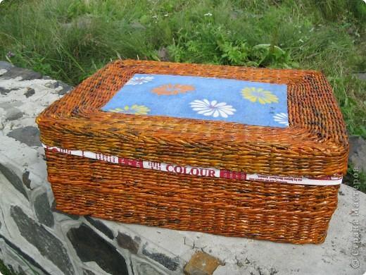 Коробка для детской одежды фото 1