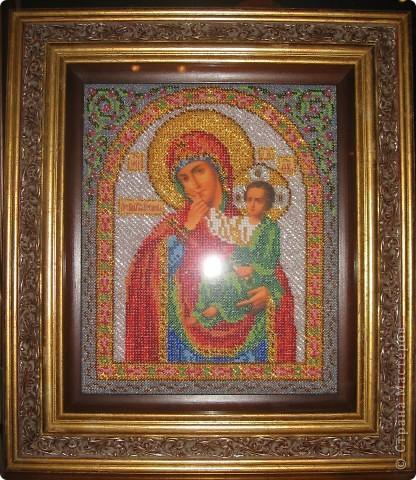 """Богородица """" Умягчение злых сердец"""" фото 4"""