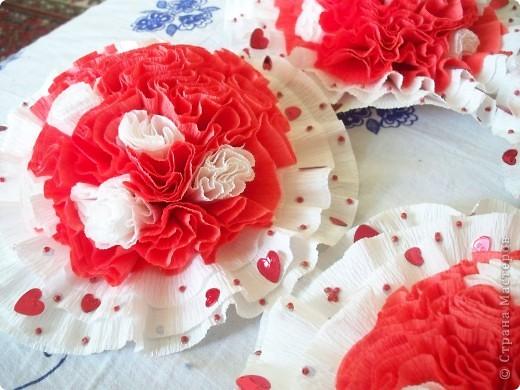 украшение  на свадебный стол фото 3