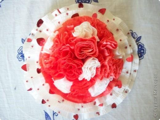 украшение  на свадебный стол фото 4