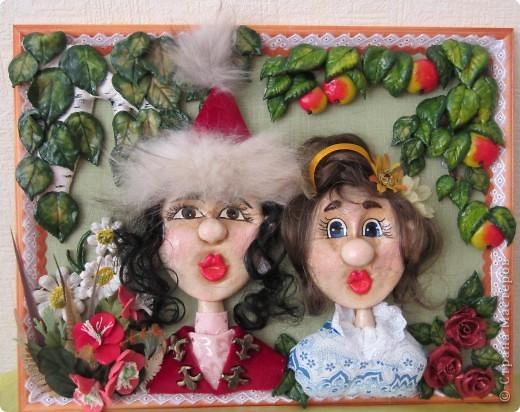 Эту работу сделала коллеге по работе в подарок для ее мамы, а поскольку она живет в Казахстане, а мы на Кубани, он получился тематический, со смыслом.
