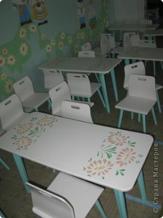 Свою трудовую деятельность я начинала в детском саду, уже 17 лет не там, а тянет....По просьбе знакомой воспитательницы Марины я изредка помогаю ей (к ее чести не безвозмездно, но и не обдираю). К этому учебному году у нас получилось вот так фото 9