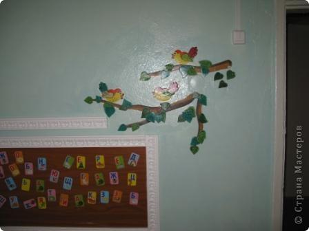 Свою трудовую деятельность я начинала в детском саду, уже 17 лет не там, а тянет....По просьбе знакомой воспитательницы Марины я изредка помогаю ей (к ее чести не безвозмездно, но и не обдираю). К этому учебному году у нас получилось вот так фото 16