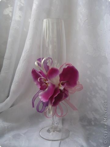 """Свадебный набор """"Орхидеи"""" фото 1"""