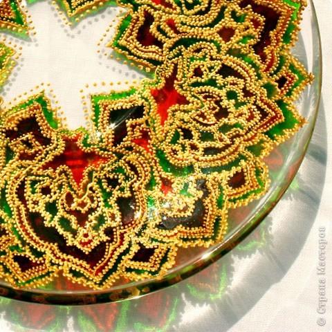 Чашка с блюдцем в арабском стиле. фото 4