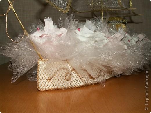 конечно просится фигурка жениха и невесты, но заказчица отказалась... фото 3