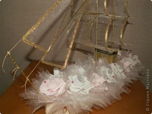 конечно просится фигурка жениха и невесты, но заказчица отказалась... фото 5