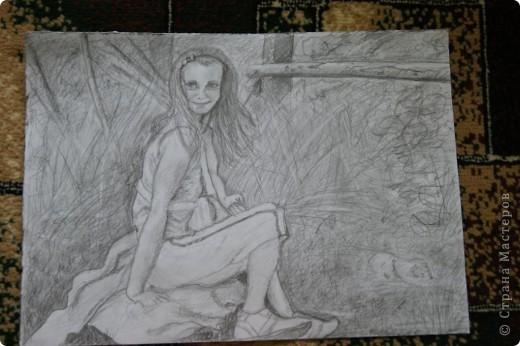 Портрет моєї подруги. фото 1