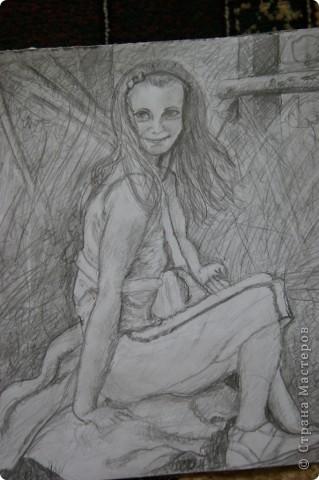 Портрет моєї подруги. фото 2