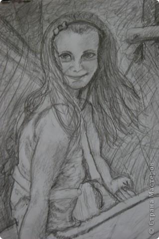 Портрет моєї подруги. фото 3