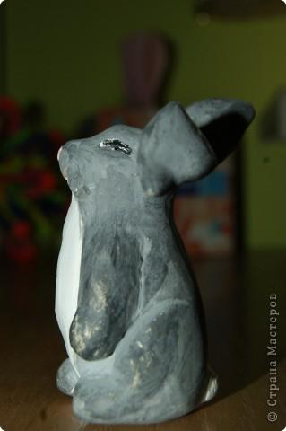 Пташка.Рельєф.Самозатвердаюча глина.Розфарбовувала акрилом для скла і кераміки.Дуже зручна штука і лакувати не треба.  фото 4