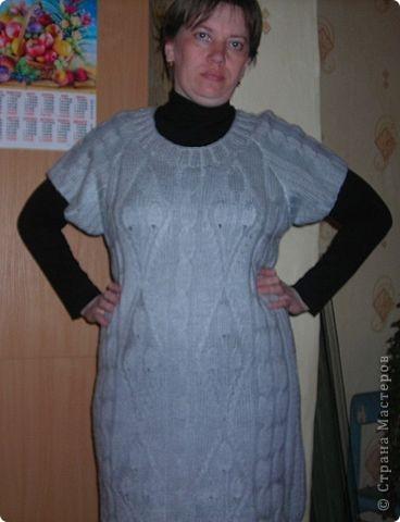 Моё первое платье.