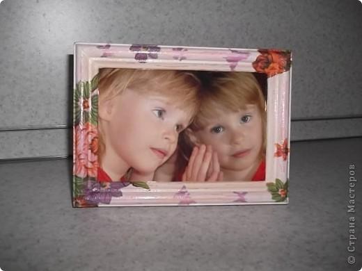 Рамочка для фото фото 1