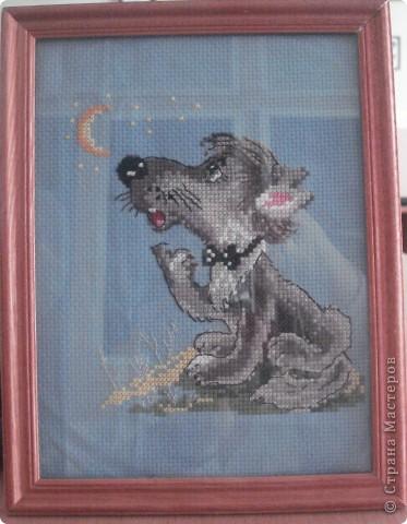 «Собачка» Мясниковой Олеси, 6-ой класс фото 16