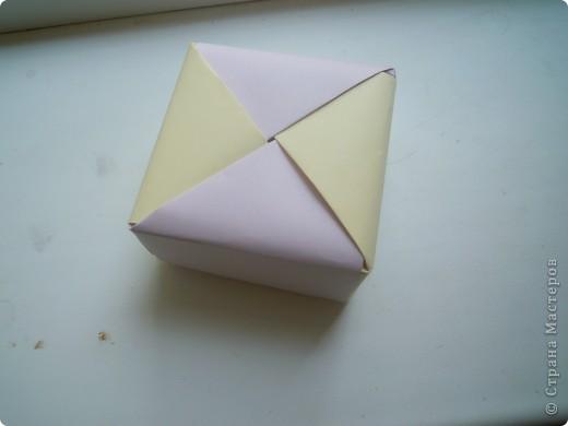 http://stranamasterov.ru/node/227280?c=favorite - вот ссылка на кубики.Очень интересная модель складывается из 6 квадратов! фото 3