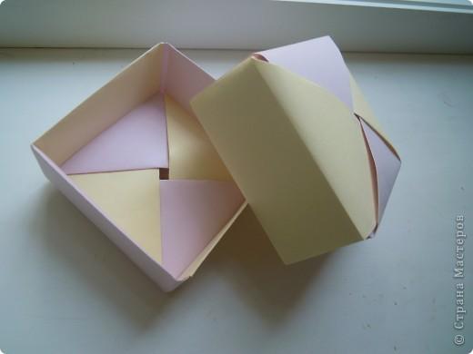 http://stranamasterov.ru/node/227280?c=favorite - вот ссылка на кубики.Очень интересная модель складывается из 6 квадратов! фото 4