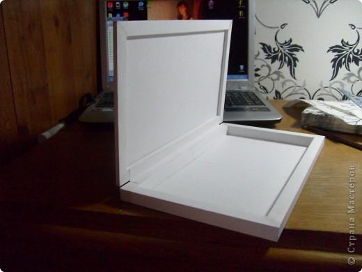 Мастер-класс Свит-дизайн Моделирование конструирование Ноутбук из конфет фото 7