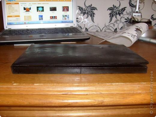 Мастер-класс Свит-дизайн Моделирование конструирование Ноутбук из конфет фото 10