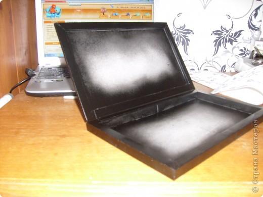 Мастер-класс Свит-дизайн Моделирование конструирование Ноутбук из конфет фото 11
