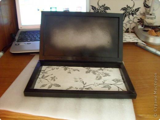 Мастер-класс Свит-дизайн Моделирование конструирование Ноутбук из конфет фото 12