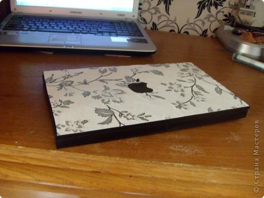 Мастер-класс Свит-дизайн Моделирование конструирование Ноутбук из конфет фото 13