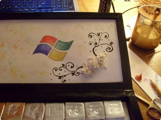 Мастер-класс Свит-дизайн Моделирование конструирование Ноутбук из конфет фото 19