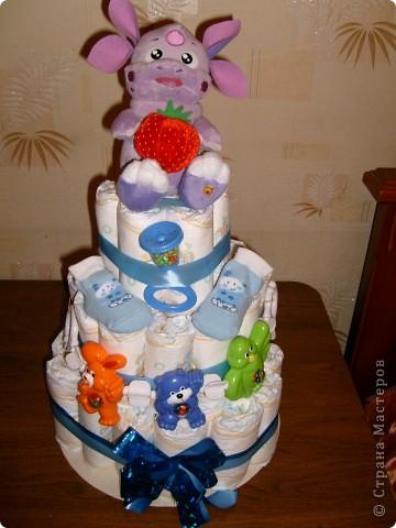 Тортик для мальчика фото 1
