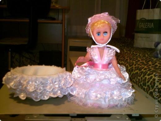 кукла-кутия Барби фото 1
