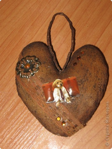 Увидела валентинки у Елены Коган http://pda.privet.ru/post/101283770, они мне так понравились! Решила попробовать. Вот что получилось... фото 1