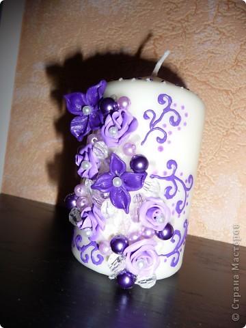 Свадебные свечи...Семейный очаг фото 3