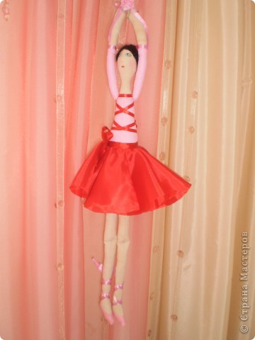 Балерина тильда фото 2