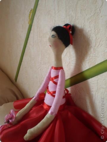 Балерина тильда фото 3
