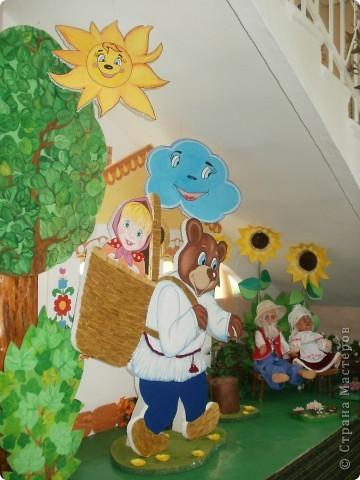 Сказка в нашем садике фото 1