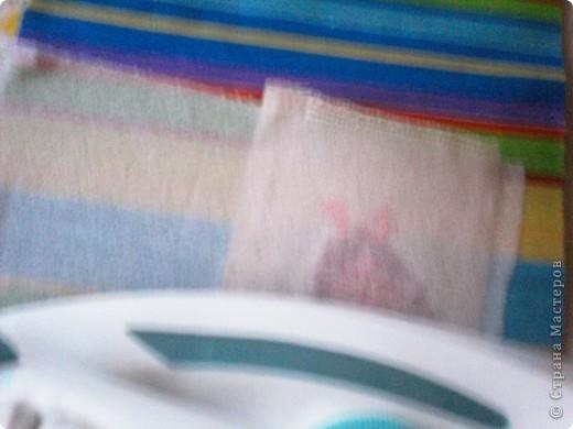 Хочу поделиться давней находкой, как оформить изнаночную сторону вышивки. Это яблоко вышито для игры по скетчу. фото 3